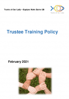 Trustee Training Policy