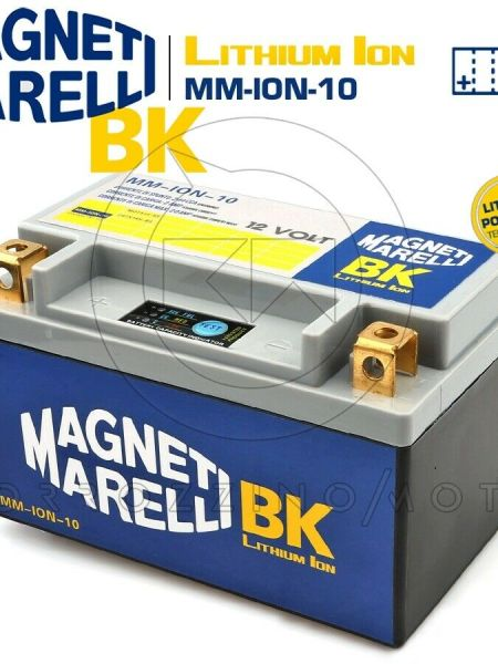 BATTERIA A LITIO MAGNETI MARELLI YTX14H-BS HYOSUNG GT COMET R 250 2006 2007 2008