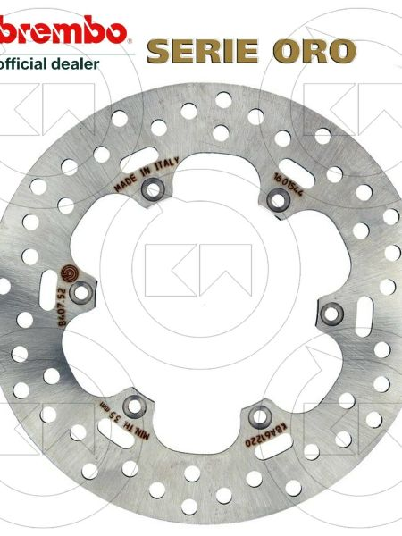 DISCO FRENO POSTERIORE BREMBO 68B40752 GAS GAS EC RACING 250 2012 > 2013