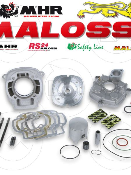 MALOSSI 3112099 KIT MODIFICA Ø 47,6 TESTA SCOMPONIBILE PIAGGIO NRG MC2 50 1998>
