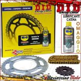 KIT TRASMISSIONE DID PROFESSIONAL KAWASAKI 125 BN Eliminator 2002 2003 2004 2005