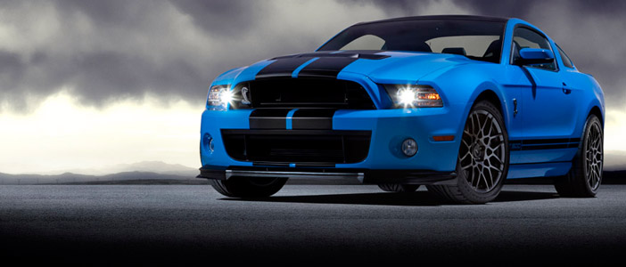 2013 Ford Shelby GT500 Debuts sporting 650 Horsepower, 200