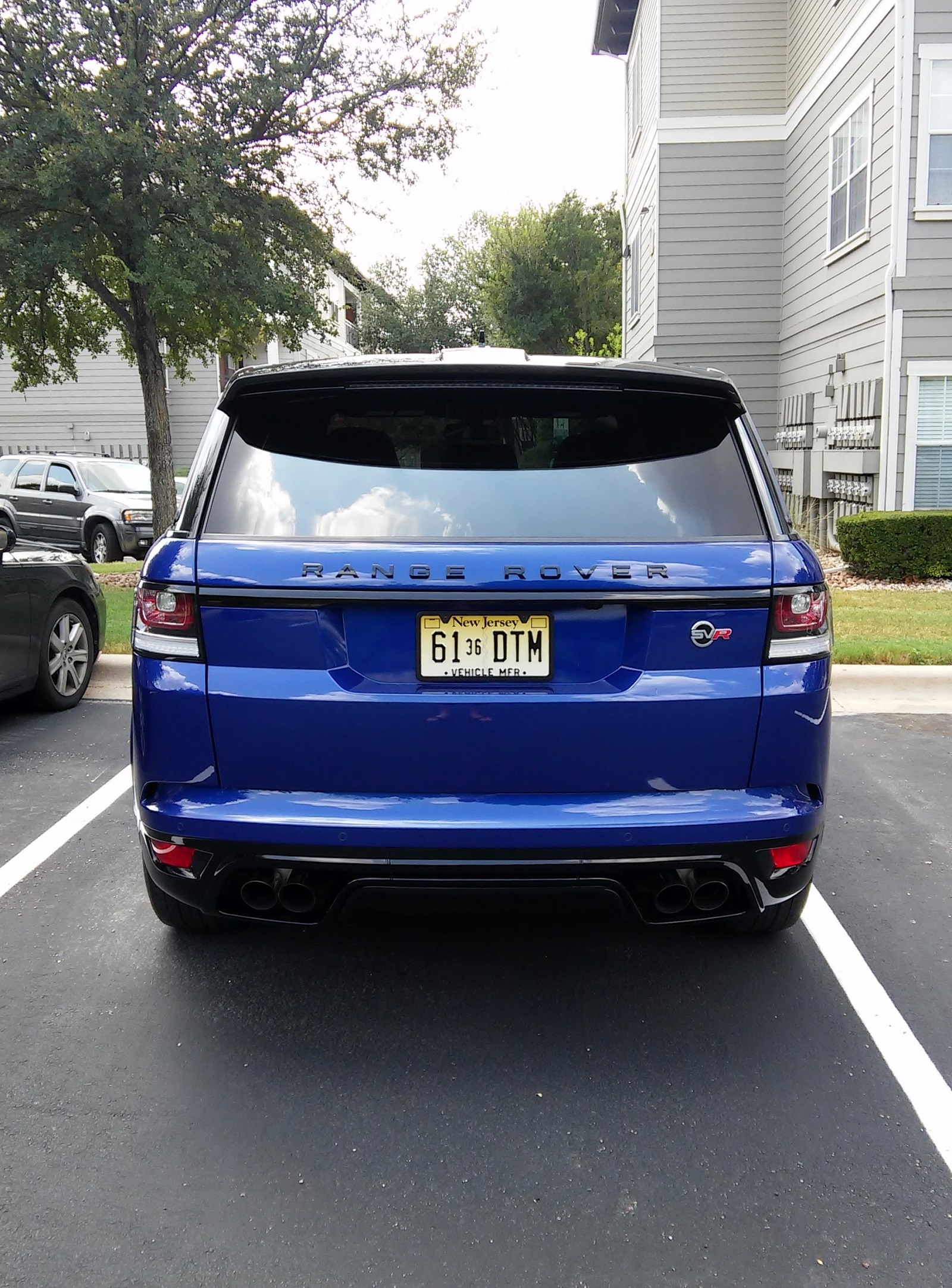 I Have a 2015 Range Rover Sport SVR for a Week What Would You