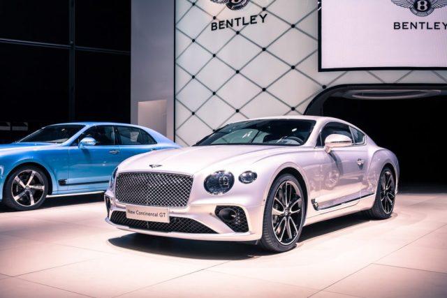 teamspeed.com New Bentley Continental GT