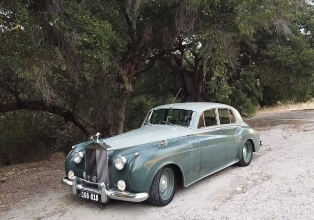 ICON Derelict Rolls-Royce Silver Cloud.