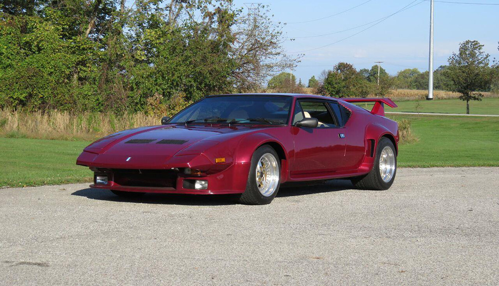 De Tomaso Pantera Buy This And Maybe Save The World