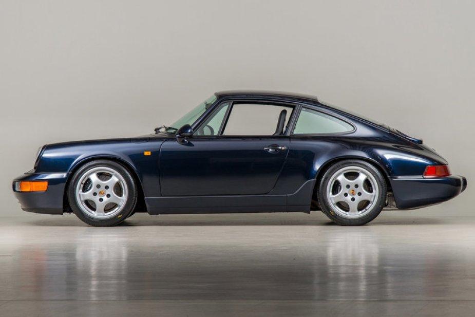 Porsche's 964 is a modern masterpiece.