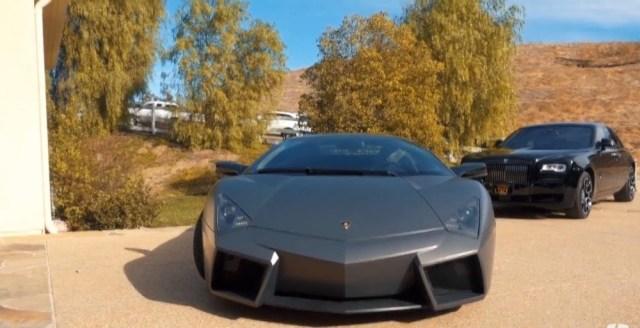 TeamSpeed - Lamborghini Reventon