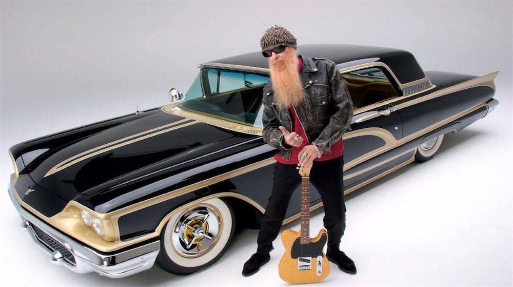 Hot Rods Zz Tops Billy Gibbons Car Collection Teamspeed