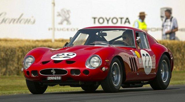 1962 Ferrari 250 GTO Front