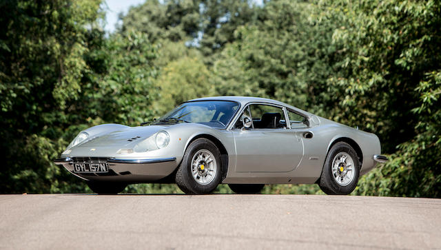 1972 Ferrari Dino 246 GT Keith Richards