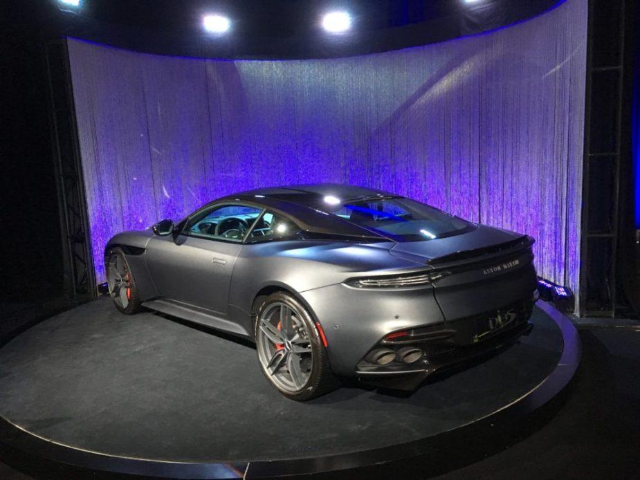 Club Lexus at 2018 L.A. Auto Show