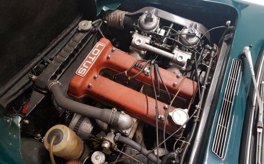 1967 Lotus Elan Engine