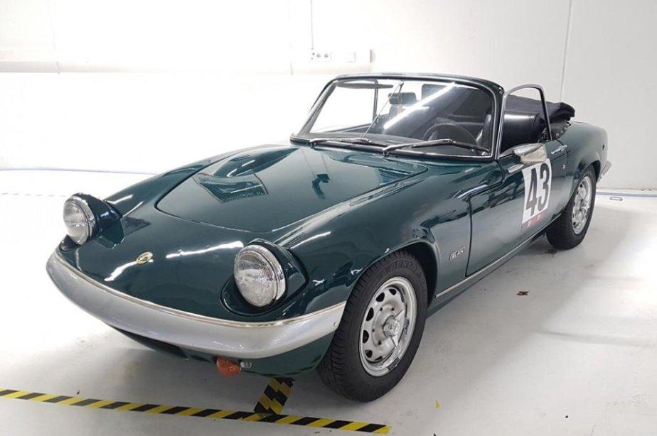 1967 Lotus Elan S2 Front