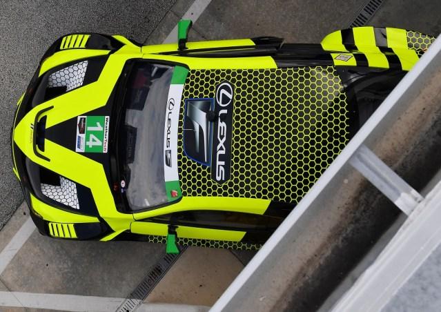 2019 Lexus Racing Rolex