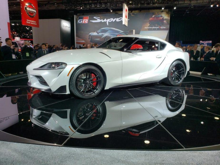 Nissan Supra