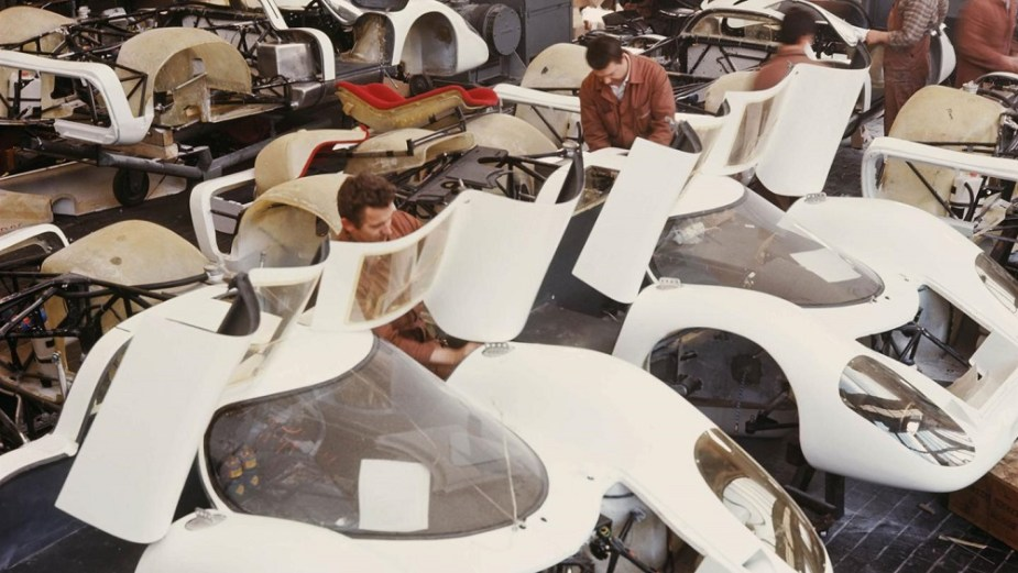 TEAM SPEED - Porsche 917