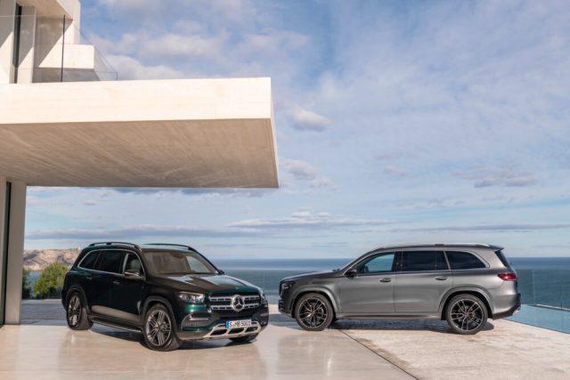 2020 Mercedes-Benz GLS SUV