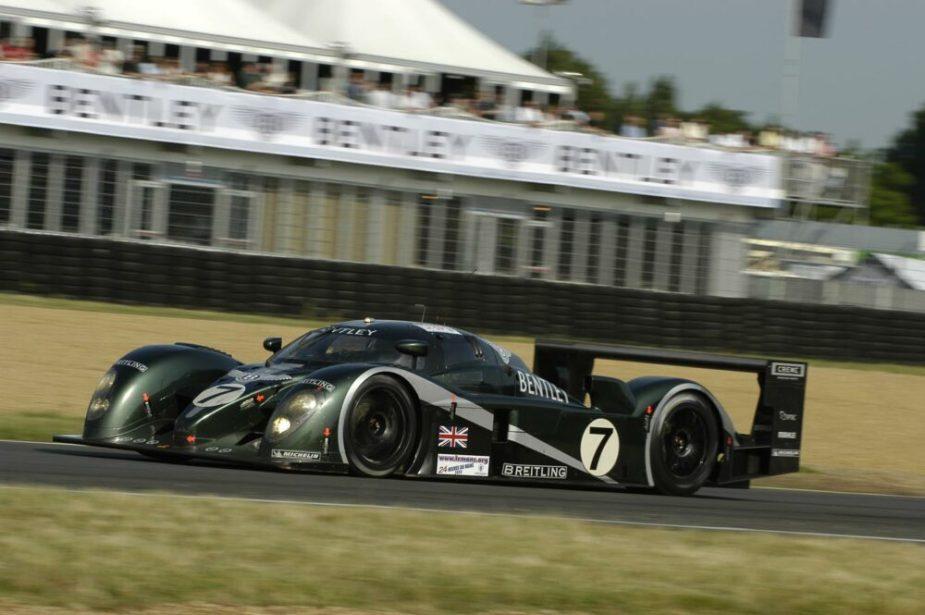 Bentley Le Mans 2003 - Hero
