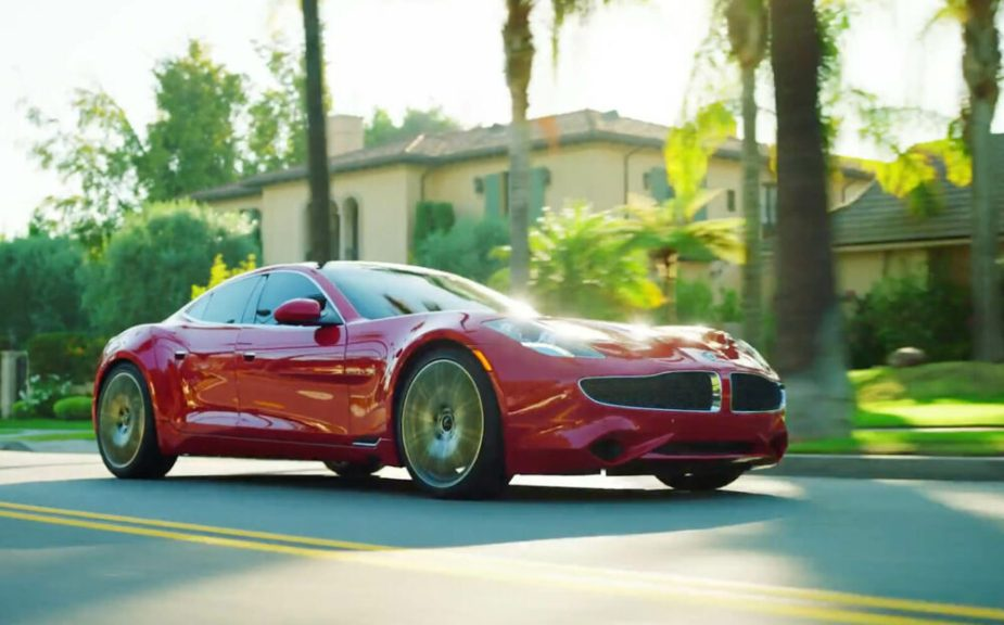 Karma Revero in Beverly Hills
