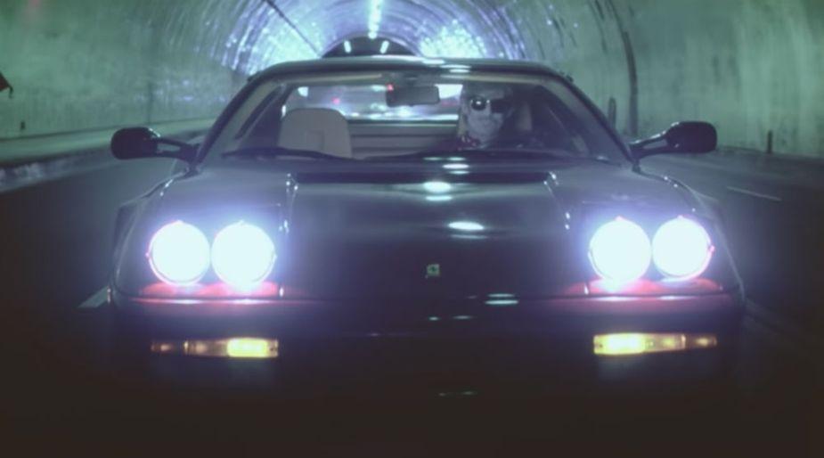 Kavinsky - ProtoVision - Ferrari Testarossa