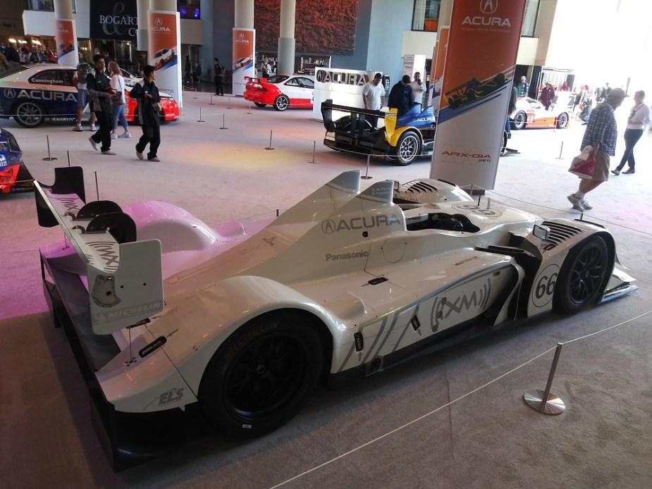 2009 Acura ARX-02a Le Mans Prototype