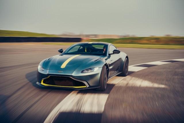 Aston Martin Vantage AMR 3