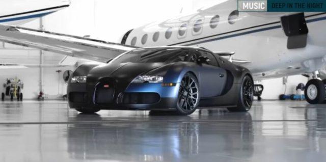 Bugatti Veyron in DC