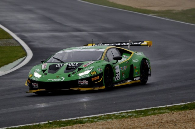 Imperiale Racing, Lamborghini Huracan GT3 Evo GT3