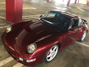 Van Halen RUF Modified 911 Turbo
