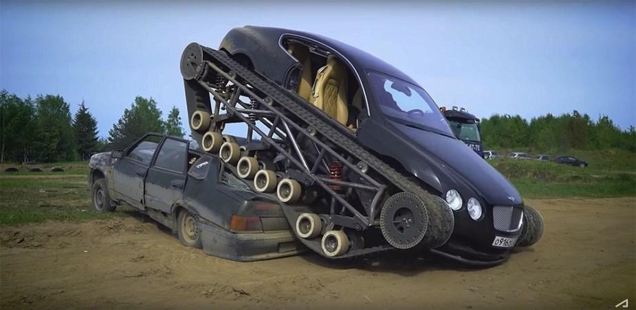 Bentley Tank