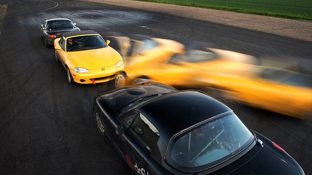 Stunt driving experiences