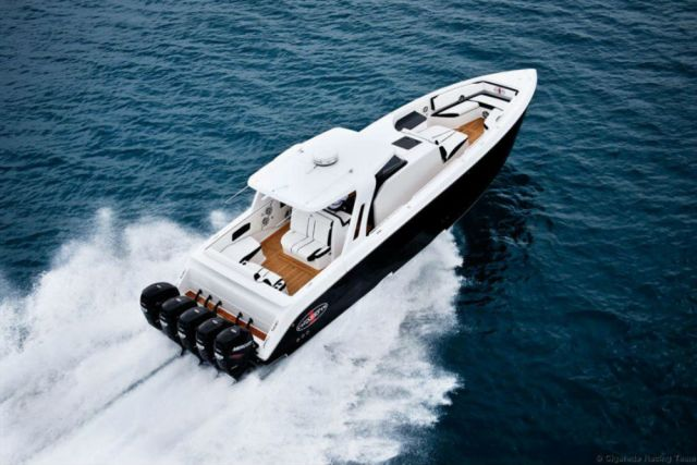 TeamSpeed Powerboat Intro
