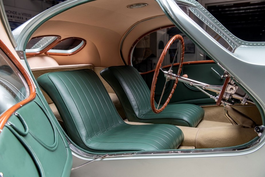 Bugatti Aerolithe Type 57