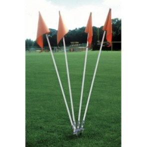 team sports equipment corner flags