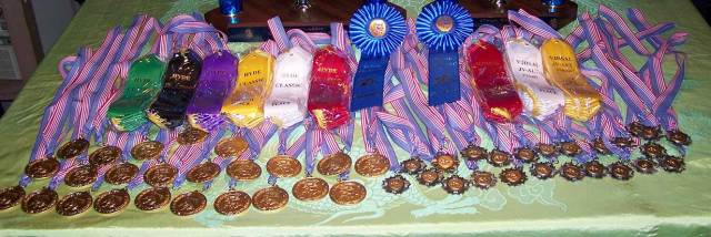 Team Sport Shop Awards Medals Ribbons