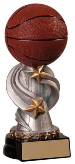 Resin Trophy Detail