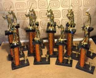 Golf Tournament Trophies