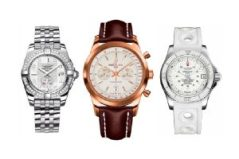 Breitling collection of watches