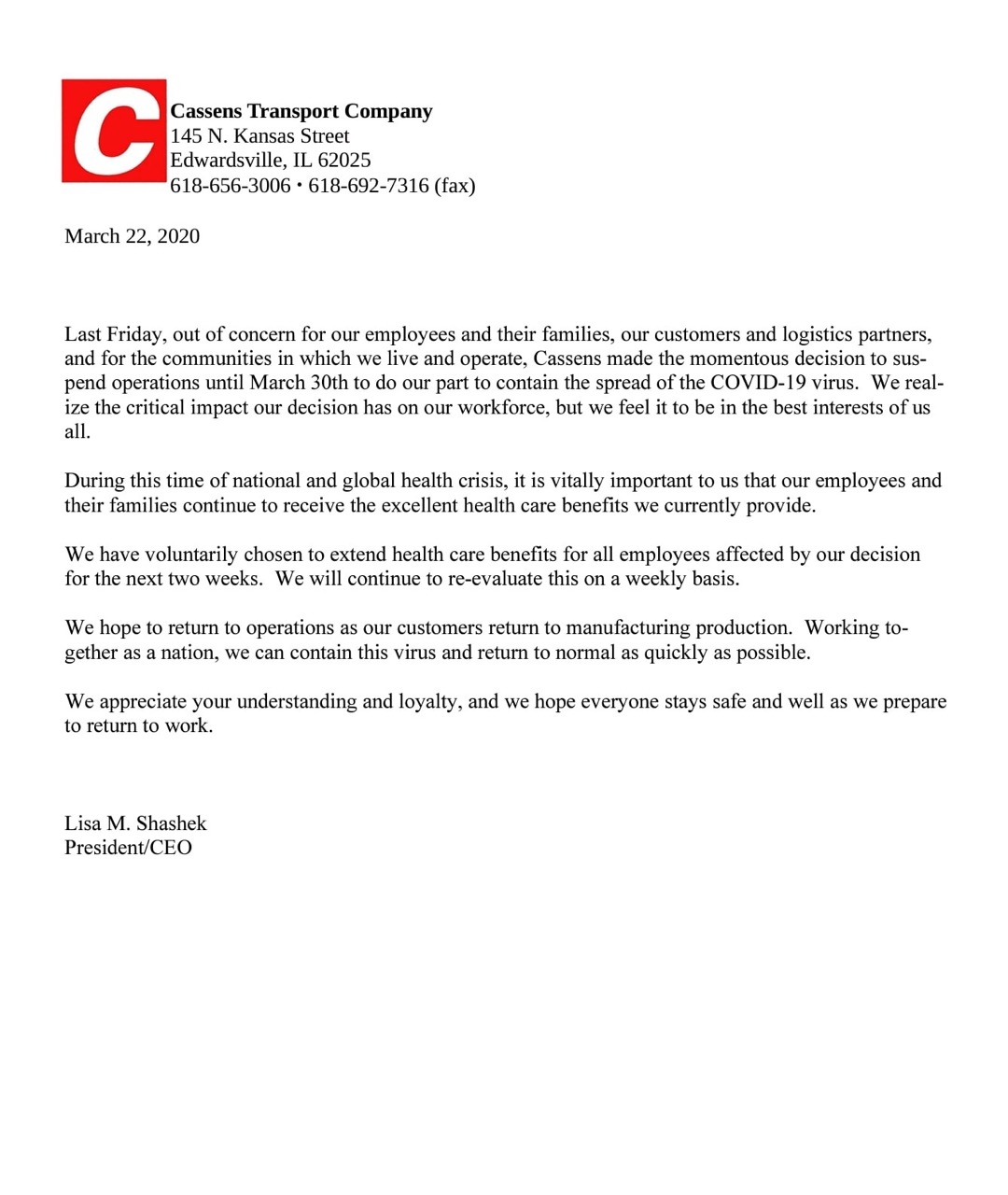 L710-COVID-19_Cassens_2020-03-22_Letter