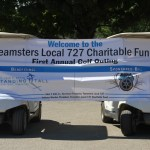 PHOTOS: Teamsters Local 727 Charitable Fund Raises Nearly $17,000 at First Golf Outing
