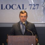 Members Updated on Local 727's First Wins of 2019 at January Membership Meeting