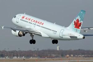 Air Canada A319 C-GITP