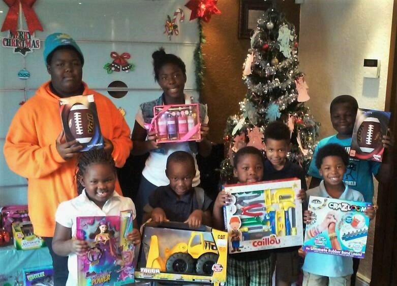 Tnbc Delivers Joy To Children In Miami Gardens Teamsters