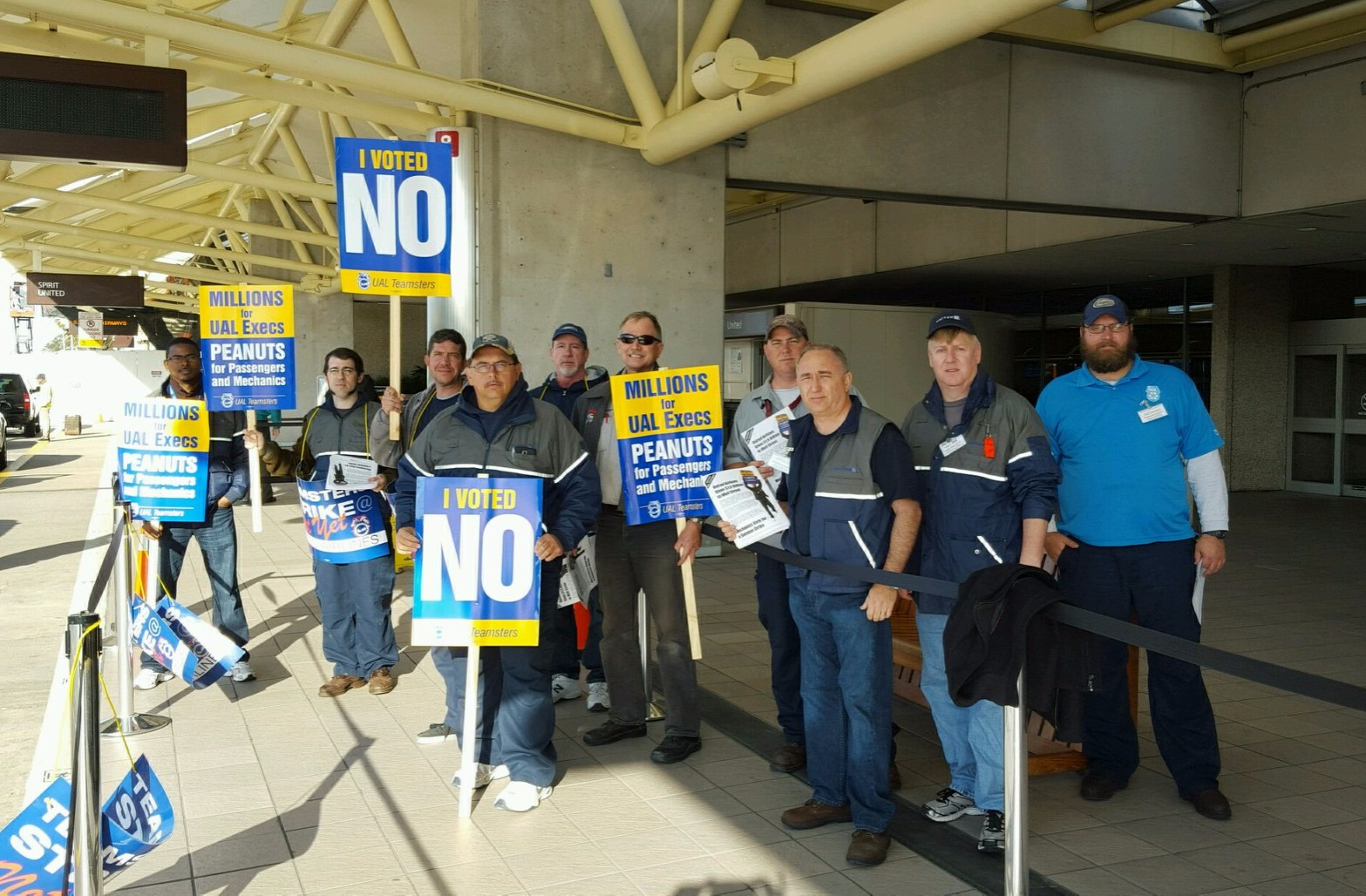United Archive Teamsters Local 769