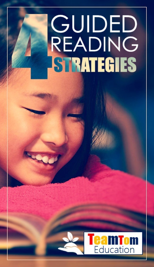 Guided Reading Strategies: These four strategies will impact reading growth and change your guided reading groups, forever!