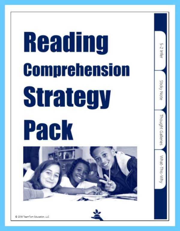 No More Boring Test Prep! These reading comprehension strategies are engaging and effective!