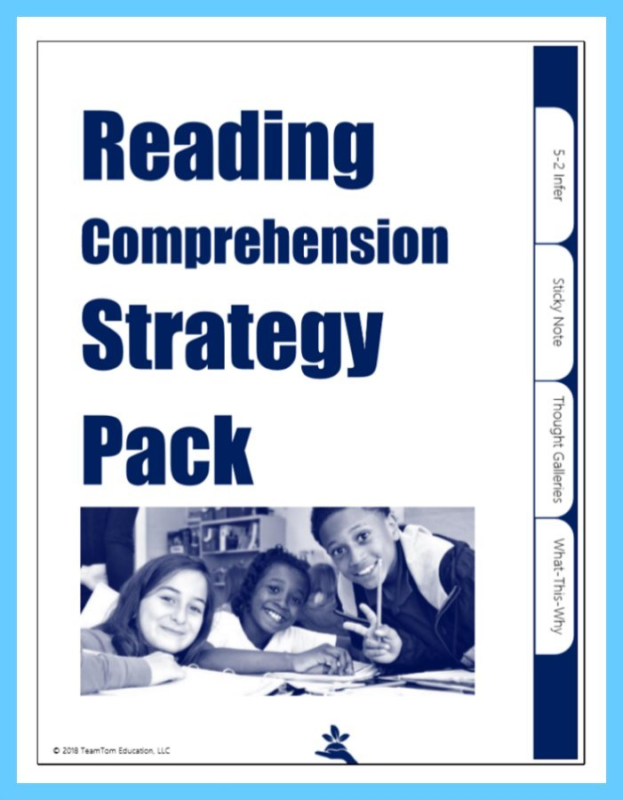 No More Boring Test Prep! These reading comprehension strategies are engaging and effective! Download for Free.