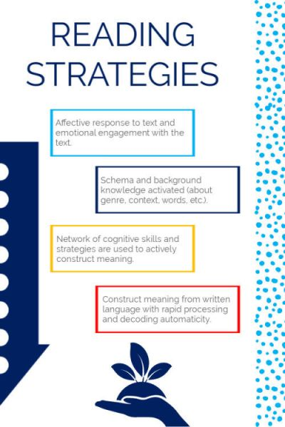 Here are some helpful strategies for teaching the reading process to students.