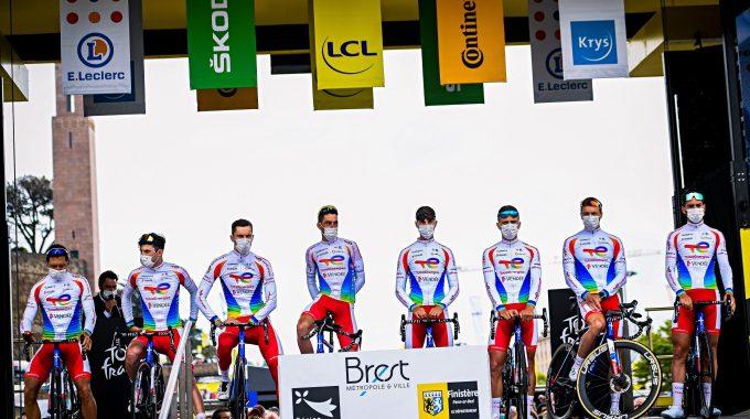 Tour de France : c'est parti !
